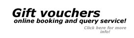Gift voucher enquiry