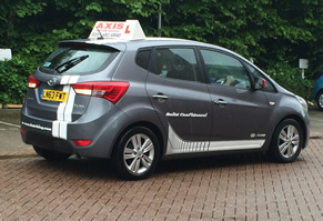 Hyundai IX20 Axis Driving School